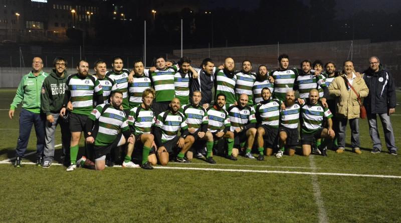 Il CUS Ancona Rugby travolge il Fabriano
