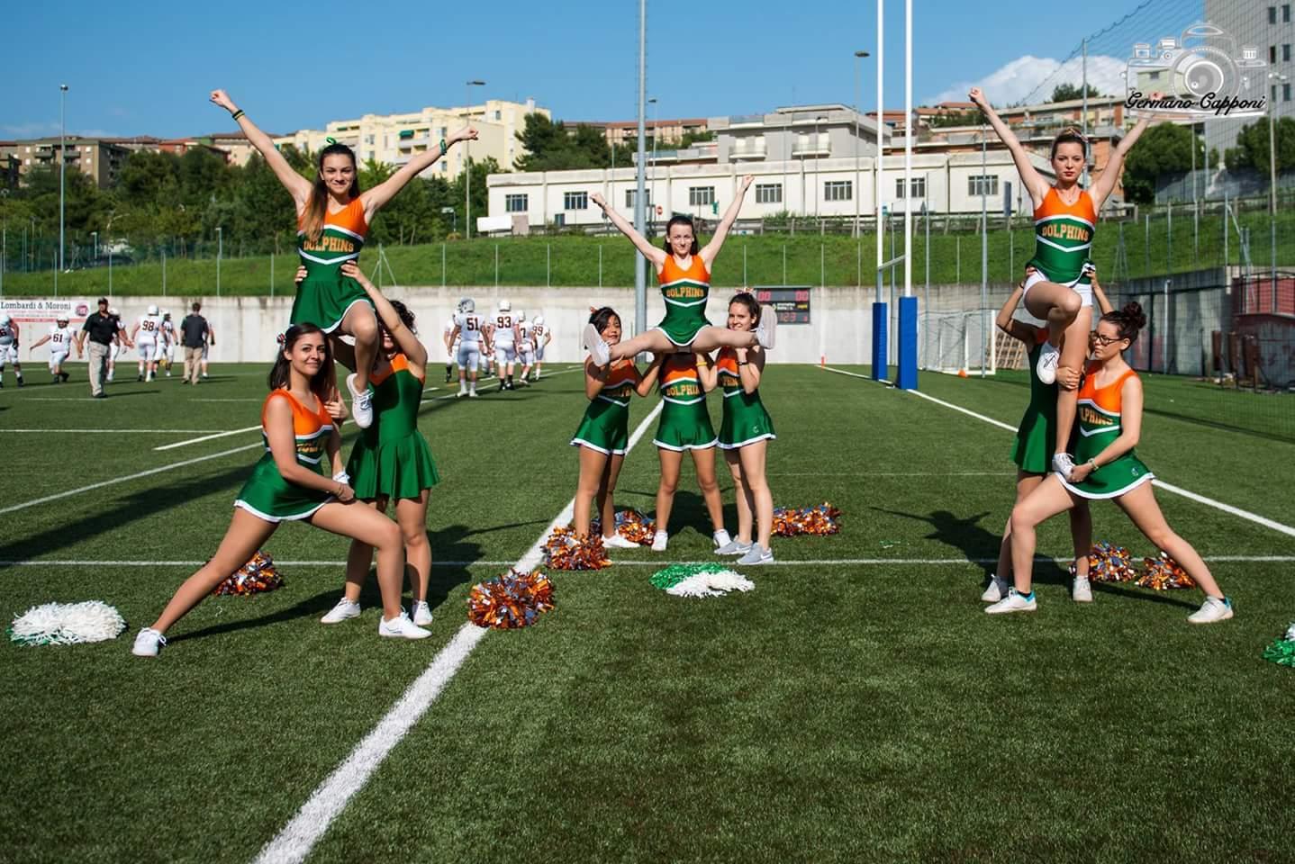 Cheerleaders - Cus Ancona