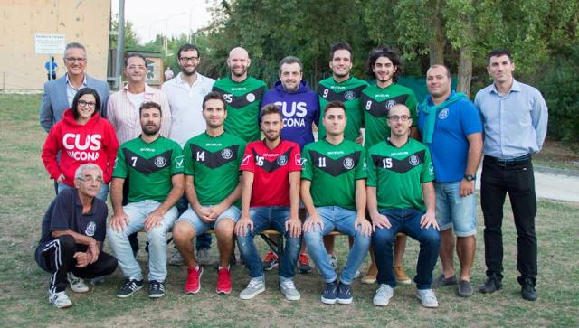 Volley: sotto rete con…Nicola Landini