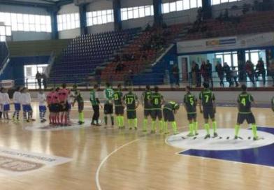 Calcio a 5: Un coraggioso Cus Ancona si arrende al Futsal Cobà