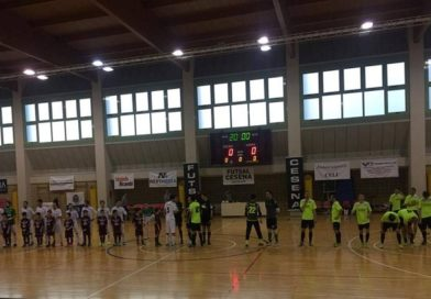 Calcio a 5 : Il Cus Ancona cade alla distanza a Cesena