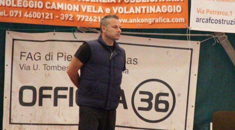 Calcio a 5 : Intervista al mister Fabio Carletti