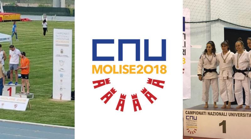 CNU 2018: Prime medaglie per il CUS Ancona