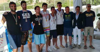 CNU 2018 : Medaglie dal Beach Volley e dal Pugilato