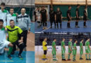 Calcio a 5: Weekend perfetto per il CUS Ancona con tutte le formazioni vincenti