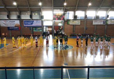 Calcio a 5: Terza vittoria consecutiva per il CUS Ancona corsaro anche a Perugia