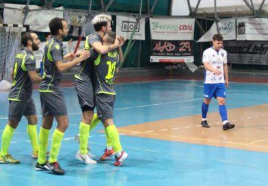 Calcio a 5: Continua la serie positiva, battuto anche il Chaminade Campobasso