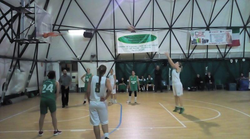 Pallacanestro Femminile: Inizia con una vittoria il 2019 delle ragazze del CUS Ancona