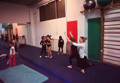 Ginnastica: Proseguono gli allenamenti in vista dei primi impegni 2019