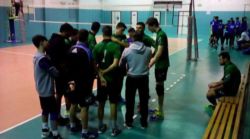 Volley: Vincono i ragazzi del CUS Ancona ma vedono sfumare i sogni playoff