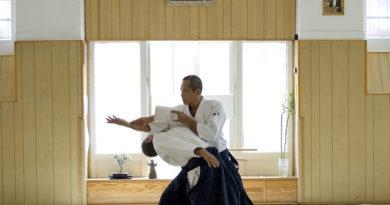 Corsi: Riprendono i corsi di Aikido 2019