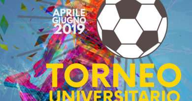 Tornei: Torneo Universitario di calcio a 5 Aprile-Giugno 2019