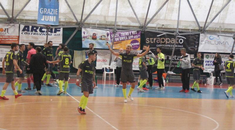 Calcio a 5: Il Cus Ancona vince con il Chieti e conquista i playoff