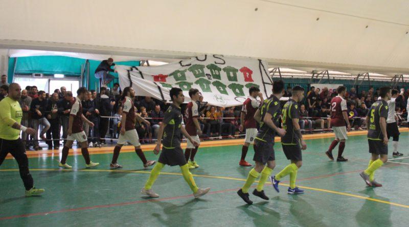 Calcio a 5: Si ferma ad un passo dalla finale la corsa playoff del CUS Ancona