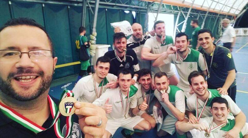 CNU 2019: CUS Ancona campione d'Italia nel calcio a 5