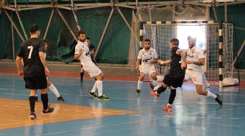 Calcio a 5: Il derby se lo aggiudica il Grottacccia C5