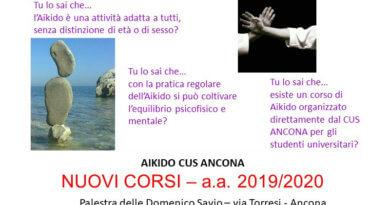 Corsi: Open Days di Aikido