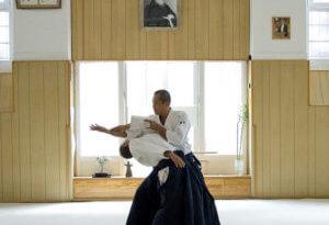 Corsi: Al via i corsi di Aikido alla palestra delle Domenico Savio