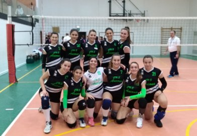Volley: Le ragazze vincono ad Ostra Vetere, sconfitta con onore contro la capolista per i ragazzi