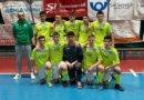 Calcio a 5: L'Under 17 supera l'Ostrense C5 e accede ai quarti di finale con 4 turni di anticipo