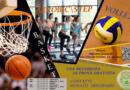 Corsi: Da Lunedì 12 Ottobre al via i corsi di Basket, Aerobica & Step e Pallavolo alla palestra Leopardi di via Veneto