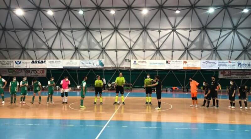 Calcio a 5: Il Cus Ancona supera in casa il Cagli nel recupero infrasettimanale