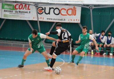 Calcio a 5: Trasferta amara a Cesena per il CUS Ancona