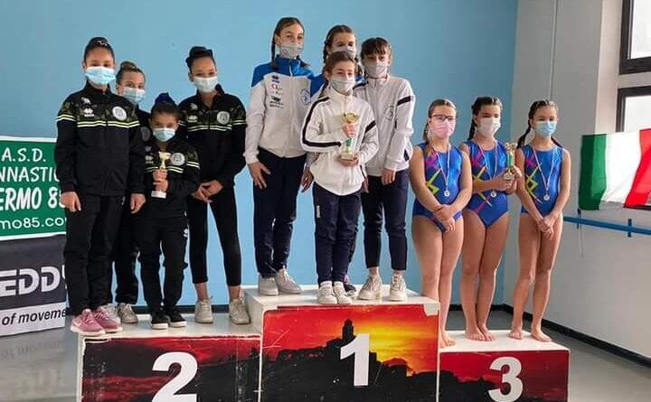 Ginnastica: Torna in pedana la ginnastica artistica del Cus Ancona