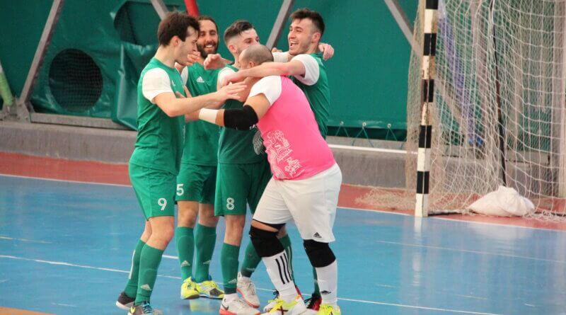 Calcio a 5: Il CUS Ancona fa suo il derby con il Montesicuro Tre Colli
