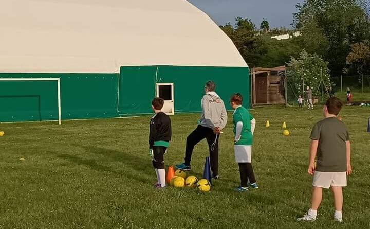 Torna in campo la scuola calcio del Cus Ancona