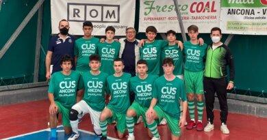 Calcio a 5: Trasferta a Roma sul campo dell'Eur Massimo C5 per l'Under 19