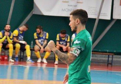Calcio a 5: Le parole del capitano Marco Belloni sulla sfida di domani a Genova