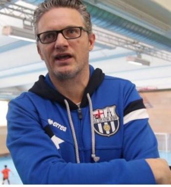 Calcio a 5: Le parole del presidente della Sampdoria Matteo Fortuna